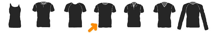 t-shirt-types